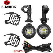 Fog Lamp Assembly Driving Lights Adventure Lc Motorcycle Parts For Bmw R1200gs