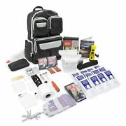 Deluxe Urban Survival Kit - 2, 4, And 6 Person Options