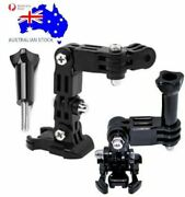 4 And 3 Way Mount Adapter Stands For Gopro, Sj Cam,osmo,sony And Most Action Cameras