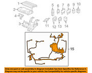 Lincoln Ford Oem 2010 Mkz 3.5l-v6 Fuse Relay-wire Harness Ah6z14290bc