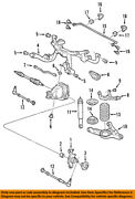 Ford Oem 03-04 Mustang Stabilizer Sway Bar-rear 3r3z5a772aa