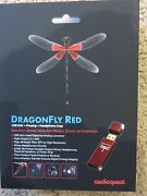 Audioquest Dragonfly Red Usb Digital-to-analog Converter Latest Version 2021