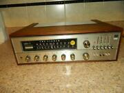Vintage The Fisher 500-tx Am-fm Stereo Receiver Tune-o-matic Solid State