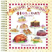 Home Cooking Holiday Recipes Keepsake Collection By Susan Branch Excellent