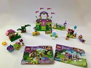 Lego Friends Heartlake Dog Show 3942, Mia's Puppy House 3934, Party Cakes 41112
