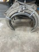 Mathey 3sa Short Saddle Pipe Cutting And Beveling Machine W/spacer Bolts 12-20