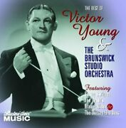 Victor Young And Brunswick Studio - Best Of - Cd - Excellent Condition