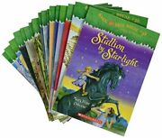 Magic Tree House Merlin Mission Pack 29-49 By Mary Pope Osborne Excellent