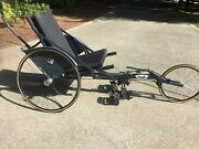 Racing Wheelchair - Running/jogging/walking - Ideal For Disabled Persons/partner
