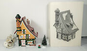 Retired Dept 56 North Pole Series Lighted Elfin Snow Cone Works Factorty 5633