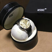 Meister Steck Reserved Marche 75th Anniversary Limited Edition Menand039s