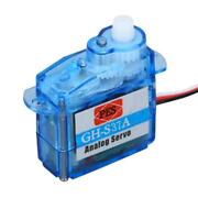 Gh-s37a Gh-s43a Micro Servo Motor Kit Mini For Rc Robot Arm Helicopter