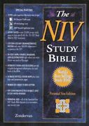 Niv Study Bible Personal Size By Kenneth Barker Mint Condition