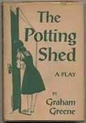 Potting Shed By Graham Greene - Hardcover Excellent Condition