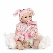Reborn Dolls Simulation Play Doll Silicone Cute Baby Water Toy Creative Gift