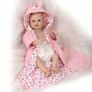 Reborn Dolls Simulation Play Doll Silicone Cute Girl Can Become Water To