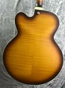 Ibanez Afv105 Raf Resonant Antique Fade With Hard Case Safe Delivery From Japan
