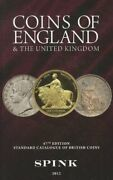 Coins Of England And United Kingdom Standard Catalogue Of By Philip Skingley