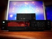 Adc Ss-525x 1987 Rare Vintage Stereo Digital Equalizer Remote Included