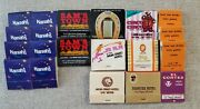 Lot If 20 Unstruck Las Vegas And Other Nevada Matchbooks