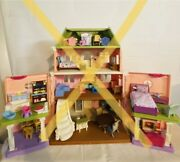 Curated Fisher Price Loving Family Mansion Furniture Lot Only No House