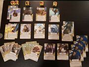 Star Wars Destiny Convergence Lot - Legendary And Promo Cards