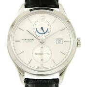 Watch 7348/112540 Heritage Chronometry Dual Time Automatic Winding