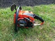 Homelite 450 Chainsaw Muscle Saw Updated