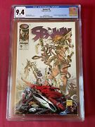 Spawn 9 Cgc 9.4 3808373004 White Pages 1st Medieval Spawn And Angela🔥🔥