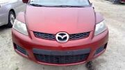 Front Clip Without Fog Lamps Fits 07-09 Mazda Cx-7 Maroon 32v