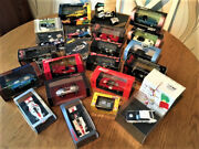 Joblot 21 X 143 Diecast Cars - Graham Hill And Damon Hill - With 1 Free 176 Car