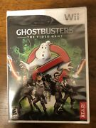 Ghostbusters The Video Game Nintendo Wii Brand New Sealed