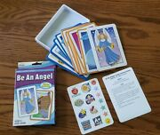 Bible Game Cards Be An Angel 3 Games Concentration-memory Game-like Old Maid