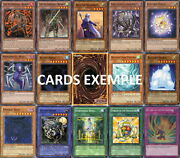 Yugioh Cards - Sd7 - Structure Deck - Invincible Fortress1st Ed. You Choose