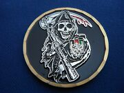 Cia Blackwater Sons Of Anarchy Oper. Enduring Freedom Afghanistan Challenge Coin