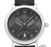 Star Legacy 118517 Watch Menand039s Wristwatches Black Dial Leather Belt