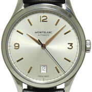 Watch Heritage Chronometry Mb112520 Self-winding Ss Stainless Steel