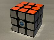 Gans 356 Air Sm Magnetic 3x3x3 Speed Rubiks Cube W/ Springs Included