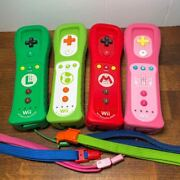 Nintendo Wii Official Remote Controller Mario Luige Yoshi Plus Wii U Limited Jp
