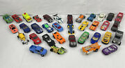 Lot Of 35 Die Cast Cars From 70's Thru 2000's Hot Wheels Matchbox Various -lot 2