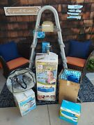 Intex 12' X 30 Above Ground Pool And Accessories And Ladder - Local Pick-up Only
