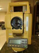 Topcon Gts-225 Total Station - Used - Working Well Cared-for Fully Functional