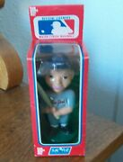 New York Mets 1988 Skore 7 Inch Bobblehead With Green Base New In Box