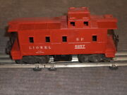 Lionel 6257 Caboose. Southern Pacific. Nice Tool Box Version - Run Or Display