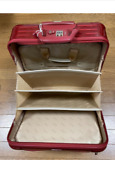 Rimowa Salsa Deluxe Hybrid 30l Two-wheel Travel Luggage Carry Handle Bag Red