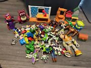 Toy Story Signature Collection Lot 61 Items
