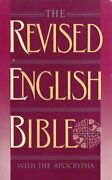 Revised English Bible With Apocrypha By By Editors - Hardcover Brand New