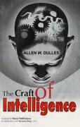 Craft Of Intelligence By Allen W. Dulles - Hardcover Excellent Condition