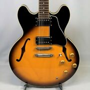 Orville Es-335 Vs Used Electric Guitar