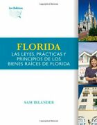 Florida Real Estate Principles Practices And License Laws By Sam Irlander